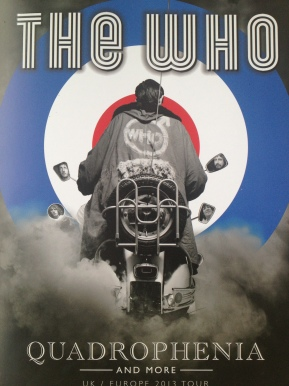 The Who – Quadrophenia Tour 2013
