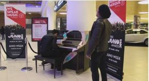 #Why the band performs in Winnipeg Juno Week